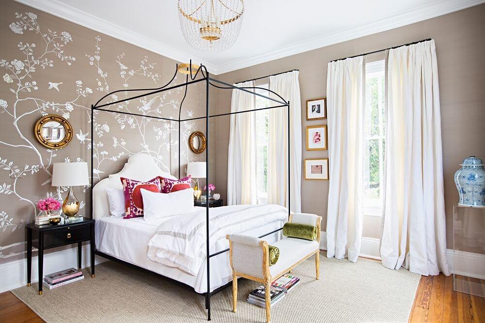 4 lưu ý đặt giường gỗ đúng nguyên tắc phong thủy 5