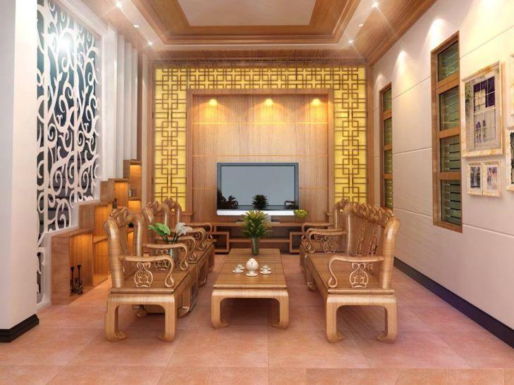 Phong cách thi công nội thất đẹp cho phòng khách
