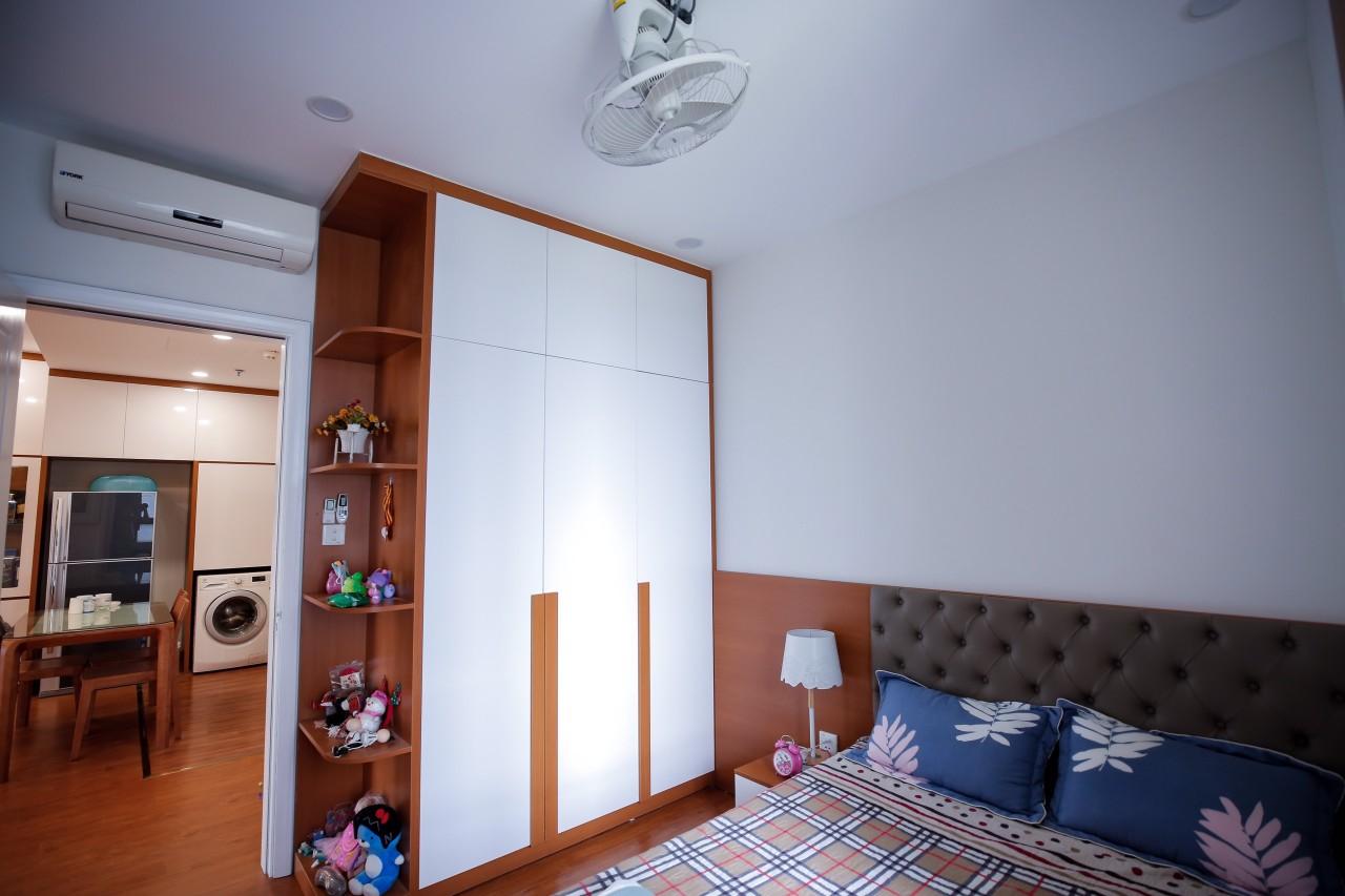Phòng ngủ nhỏ nên chọn loại giường ngủ như thế nào? 2