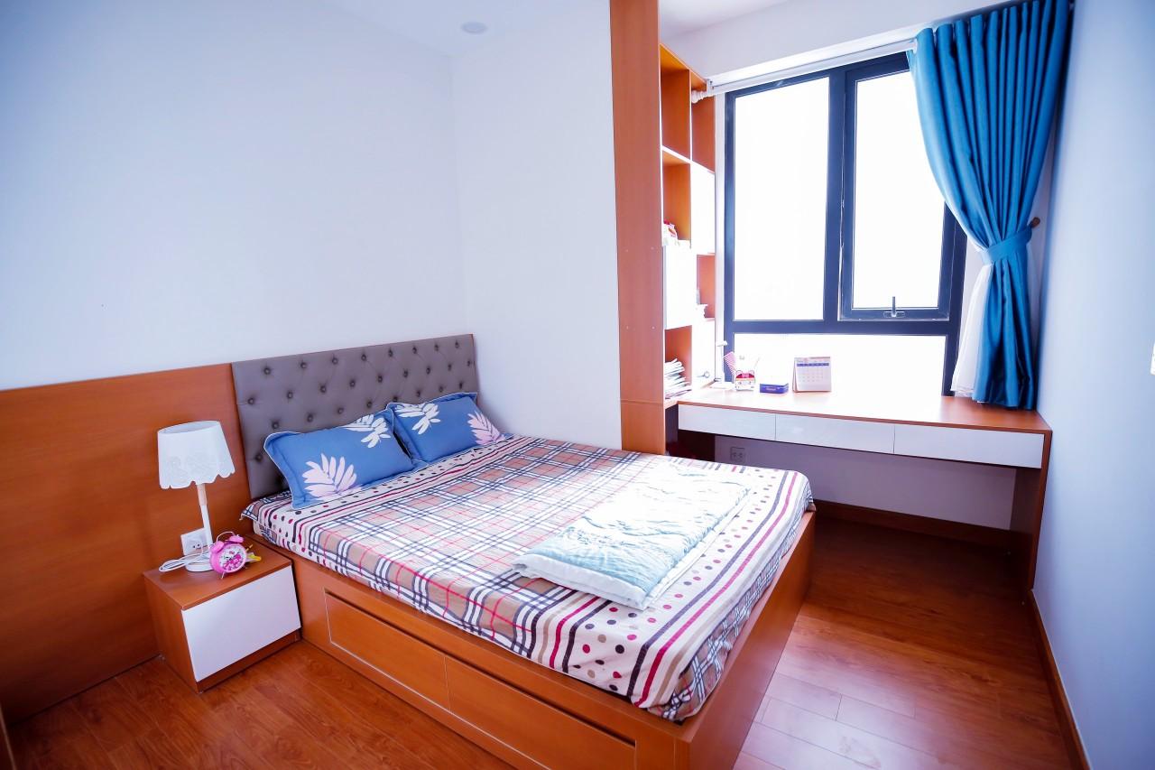 Nội thất gỗ tự nhiên an toàn cho sức khỏe dành không gian phòng ngủ