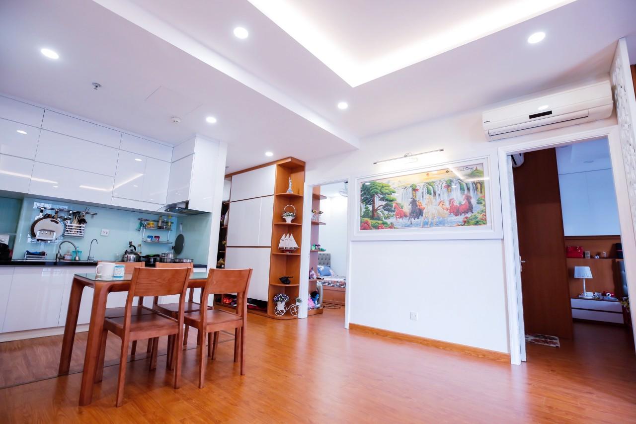 Sử dụng nội thất gỗ tự nhiên 1