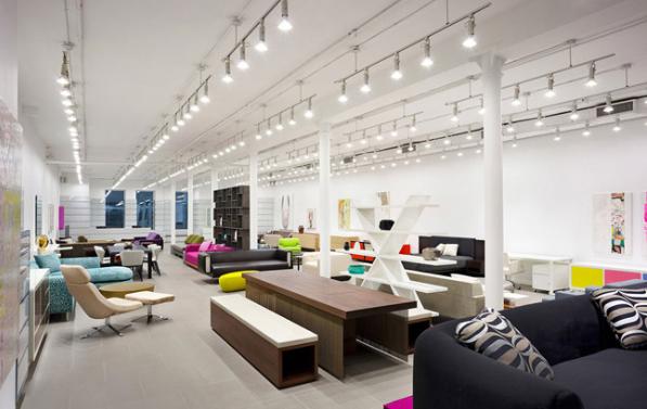 Phong cách thiết kế thi công nội thất showroom đẹp thu hút khách hàng