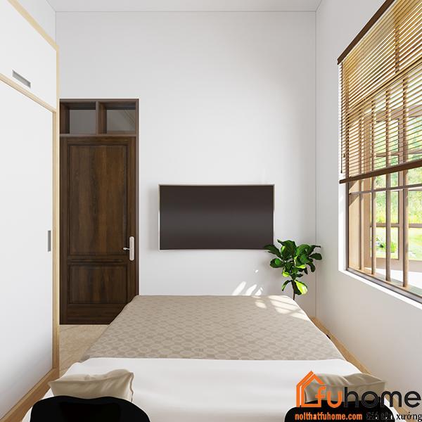 thiết kế nội thất nhà chung cư diện tích 90m2