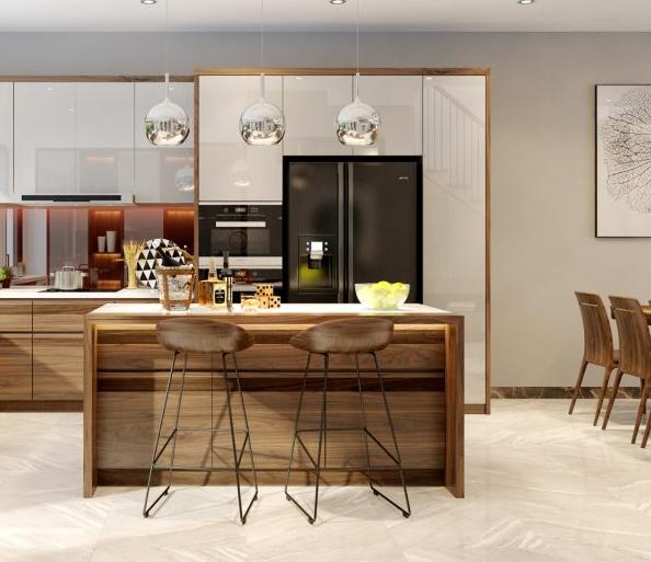 Ưu điểm của dịch vụ thiết kế thi công nội thất chung cư trọn gói 1