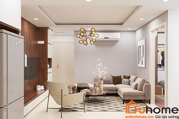 Phong cách thiết kế nội thất chung cư mini thêm đẹp 1