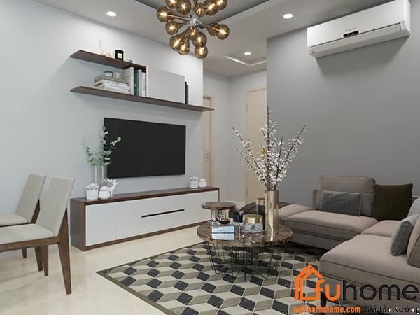 Nội thất Fuhome - Chuyên thi công trang trí nội thất uy tín