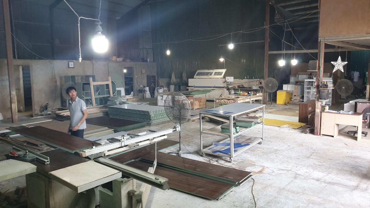 Các xưởng sản xuất nội thất có thể sản xuất theo nhiều hạng mục khác nhau