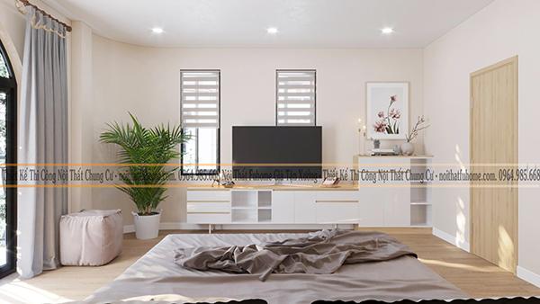 Lưu ý khi thiết kế căn hộ chung cư rộng 90m2 2