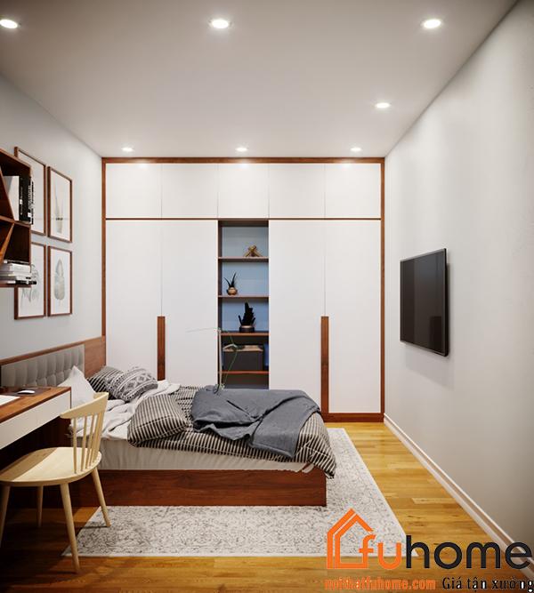 Nên lựa chọn đơn vị thiết kế tủ quần áo gỗ công nghiệp giá rẻ tphcm uy tín
