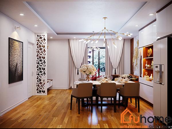 Phong cách thiết kế nội thất chung cư mini thêm đẹp