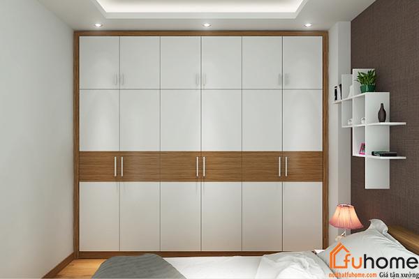 Tủ quần áo gỗ mfc - Sự lựa chọn hoàn hảo cho ngôi nhà bạn