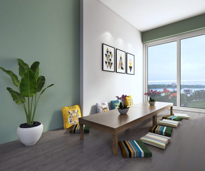 Muốn trang trí căn hộ chung cư nhỏ cần lưu ý điều gì