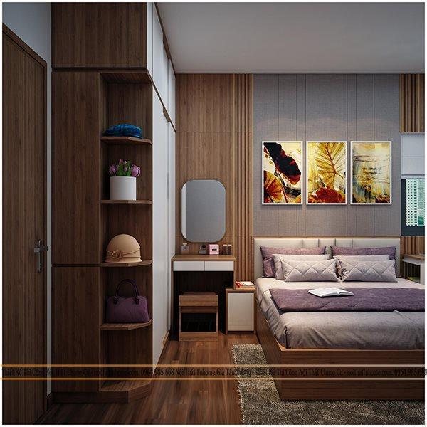 Tủ quần áo gỗ công nghiệp có đa dạng về màu sắc và chủng loại
