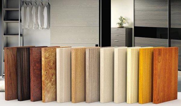 Ván gỗ công nghiệp có đa dạng về mẫu mã và chủng loại