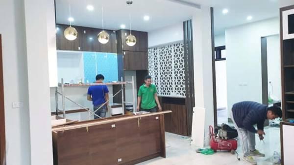 Nội thất Fuhome - Địa chỉ thiết kế nội thất căn hộ chung cư giá rẻ