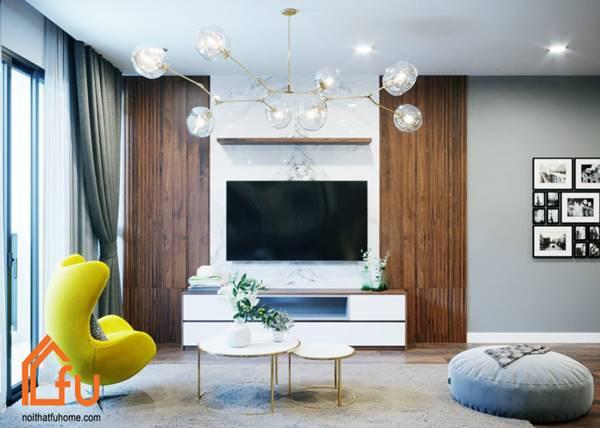 thiết kế nội thất căn hộ chung cư giá rẻ