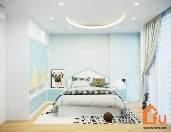 Ván gỗ công nghiệp được sử dụng rộng rãi trong thiết kế nội thất hiện nay
