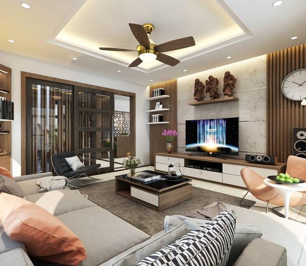 TOP 3 phong cách thi công thiết kế nội thất chung cư hiện nay 2